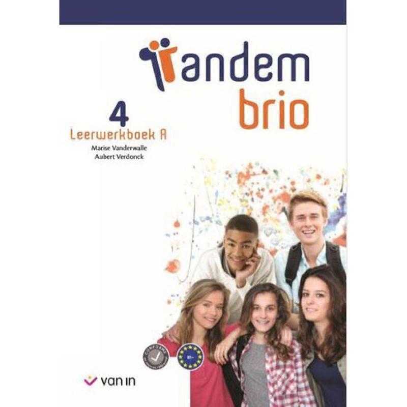 Tandem Brio 4 2019 - leerwerkboek
