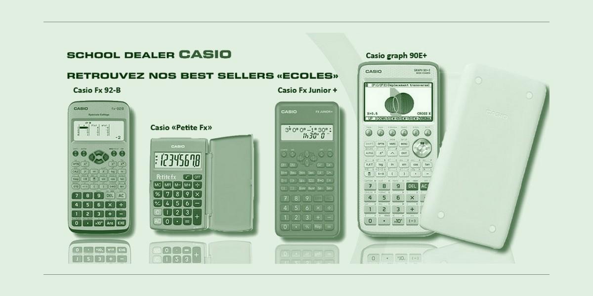 School Dealer Casio